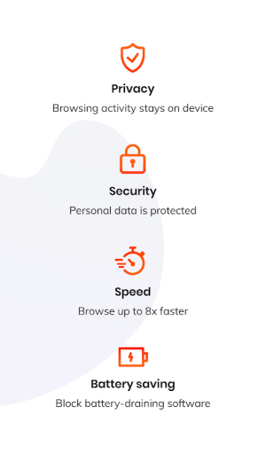 Brave Privacy Browser: Fast, safe, private browser 1.5.4 Screen 7