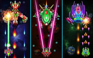 Android Galaxy Attack: Alien Shooter Screen 2