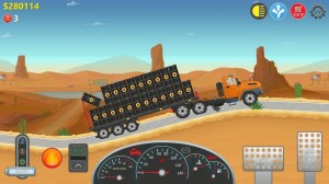 Trucker Real Wheels - Simulator 1.5.2c Screen 4