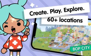 Android Toca Life World: Build stories & create your world Screen 6