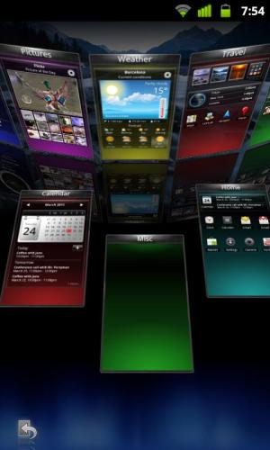 Android SPB Shell 3D Screen 2