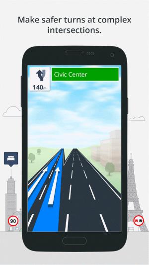 GPS Navigation & Maps Sygic 17.0.7 Screen 4