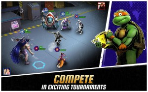 Android Ninja Turtles: Legends Screen 5