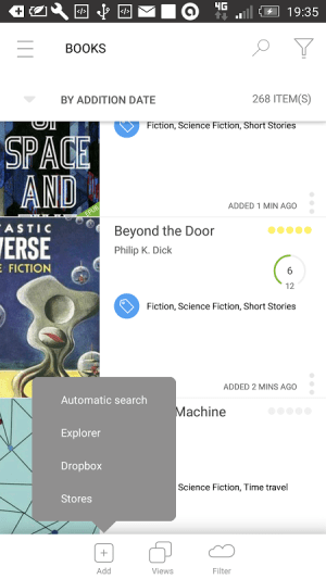 Bookari Ebook Reader Premium 4.2.4 Screen 13