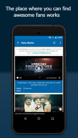 Pawan Kalyan : PSPK Fans Adda ✊ | Pawanism 2.2314 Screen 12