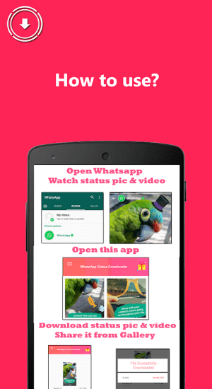 Status Downloader for WhatsApp 1.0.5 Screen 4