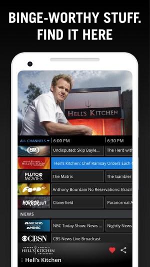 Pluto TV - It's Free TV 3.6.8-leanback Screen 2