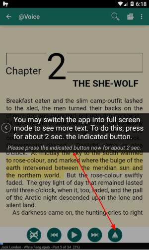 @Voice Aloud Reader (TTS Reader) 20.2.16 Screen 4