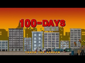 100 DAYS - Zombie Survival 2.9 Screen 11