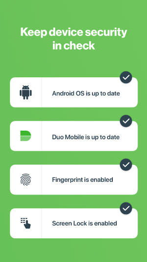 Duo Mobile 3.12.1 Screen 3