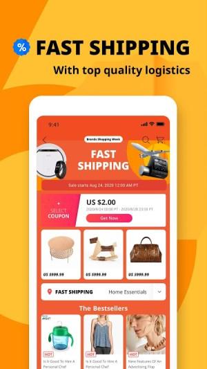 Android AliExpress - Smarter Shopping, Better Living Screen 10