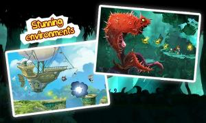 Rayman Jungle Run 2.4.3 Screen 8