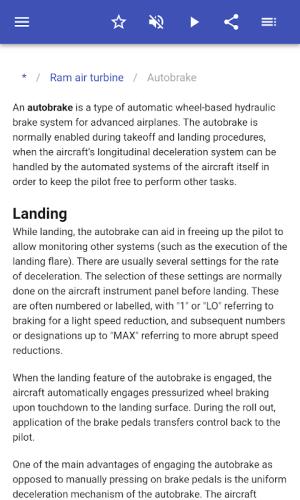 Construction of aircraft 8.5.4 Screen 13