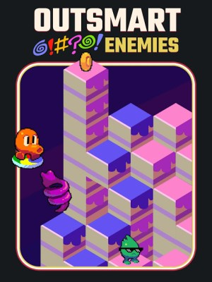 Q*bert 1.3.4 Screen 5