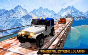 Android Offroad Jeep Driving Pro Master :uphill Jeep Drive Screen 5