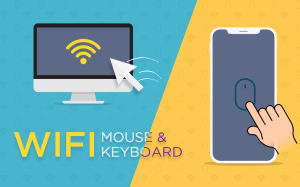 Android WiFi Mouse : Remote Mouse & Remote Keyboard Screen 7