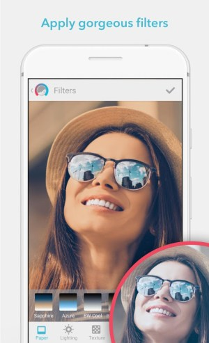 Facetune - Selfie Photo Editor for Perfect Selfies 1.3.8.1-free Screen 4