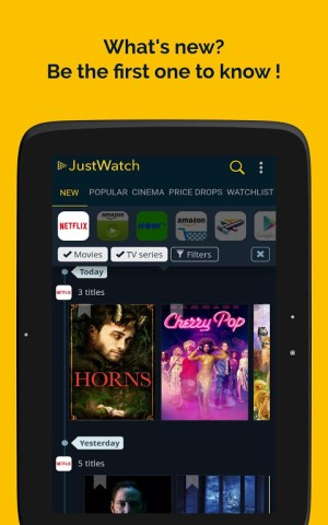 JustWatch - Search Engine for Streaming and Cinema 2.5.13 Screen 8