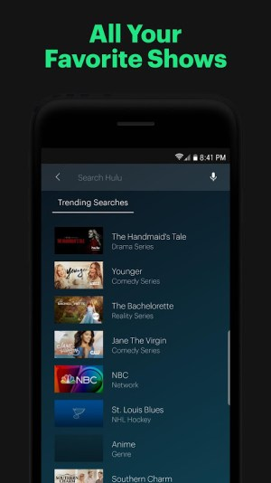 Hulu: Stream TV, Movies & more 3.58.100.307550 Screen 12