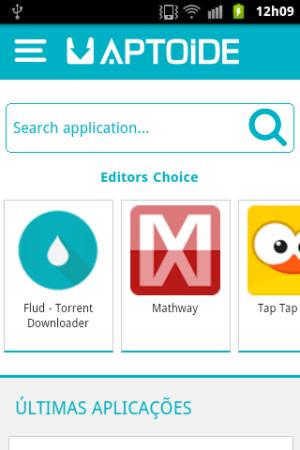 Aptoide Lite 1.0.1 Screen 3