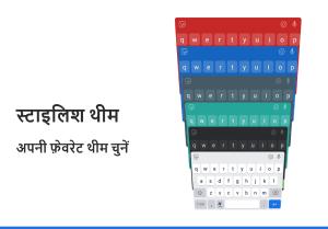 Hindi Keyboard 5.5.0 Screen 3