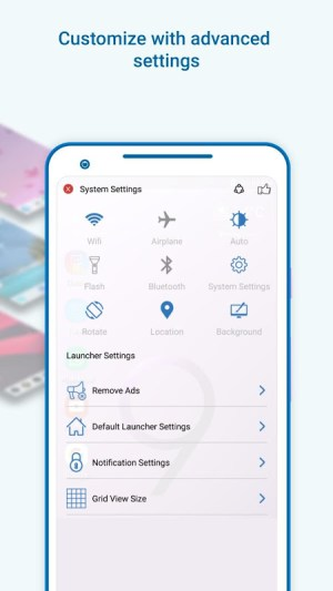 Launcher  Galaxy S10 Style 2.3 Screen 3