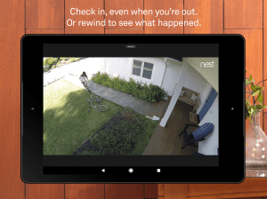 Nest 5.40.0.2 Screen 9