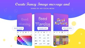 Fancy Fonts, Text and Nickname 1.24 Screen 2