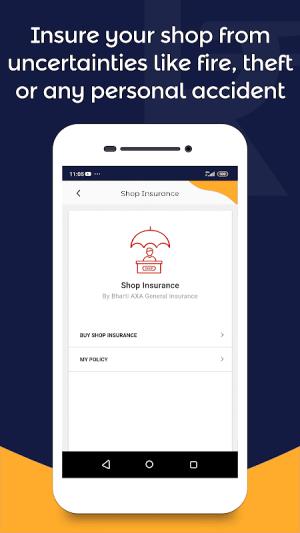 Android Airtel Merchant Screen 2