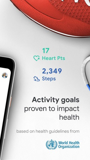 Google Fit: Health and Activity Tracking 2.33.52-130 Screen 2