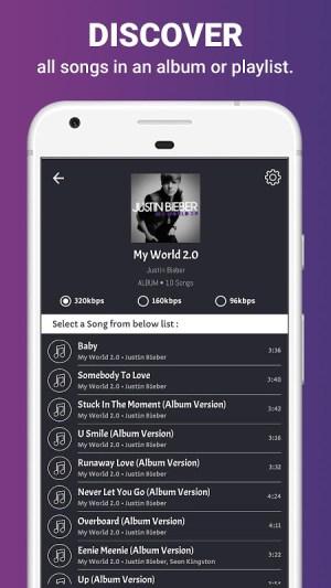 Freemium Music 1.2.2 Screen 2