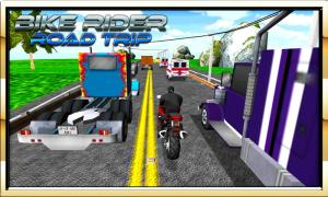 Android Bike Rider Road Trip Screen 3