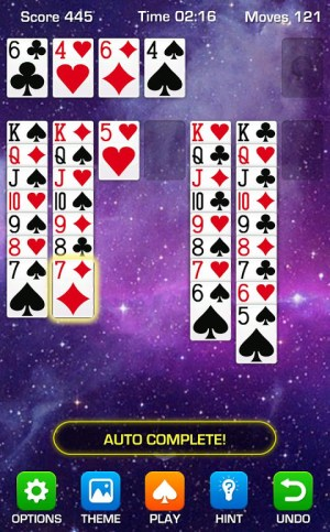 Solitaire 1.17.102 Screen 5