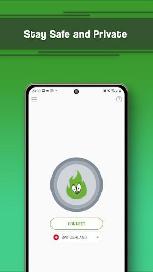 VPN Free - GreenNet Unlimited Hotspot VPN Proxy 1.5.2 Screen 2