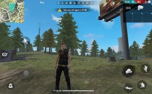 Android Free Fire MAX Screen 2