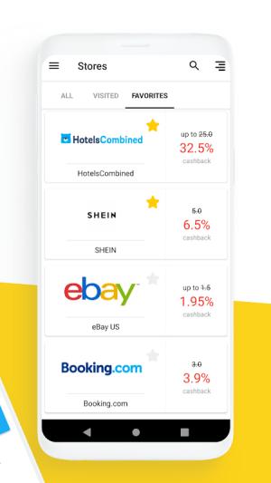 LetyShops cashback service 1.7.1 Screen 5