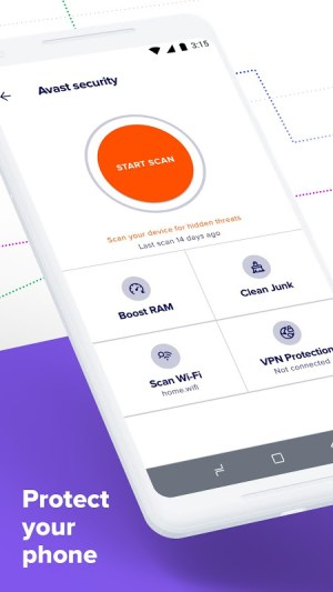 Avast Mobile Security 6.32.3 Screen 3