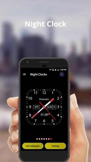 Night Clock 1.7.4 Screen 6