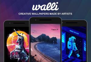 Walli - 4K, HD Wallpapers & Backgrounds 2.7.9 Screen 1