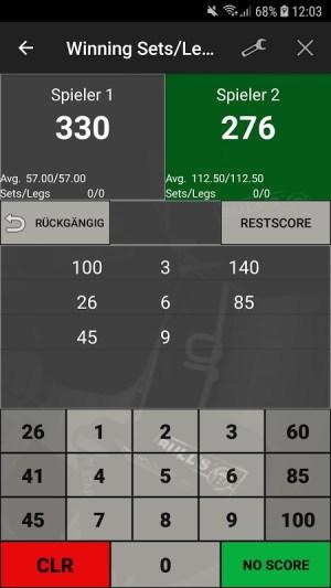 Darts Scoreboard: My Dart Training 2.2.0.3 Screen 15