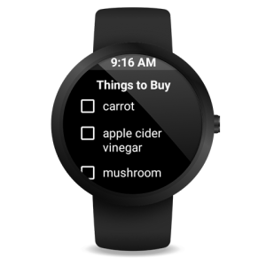 Wear OS by Google Smartwatch (was Android Wear) 2.10.0.188487362 Screen 14
