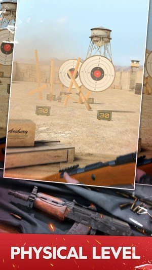 Shooting World - Gun Fire 1.2.48 Screen 4