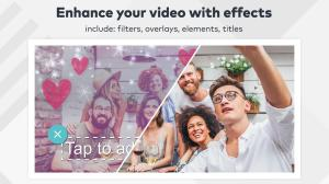 FilmoraGo - Free Video Editor 3.1.4 Screen 1