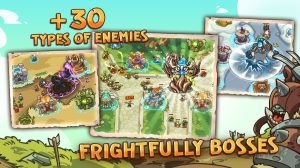 Empire Warriors: Tower Defense TD Strategy Games 2.3.5 Screen 4