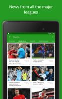 Football Scores - FotMob Screen