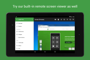 Unified Remote 3.2.2 Screen 5
