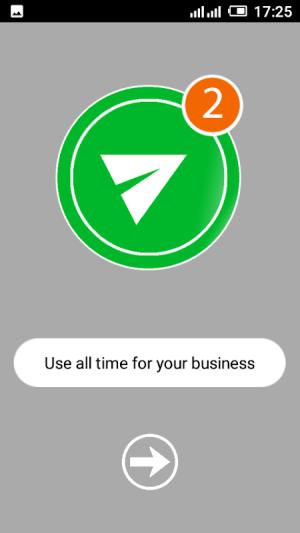 Open for whatsapp lite 1.11 Screen 5