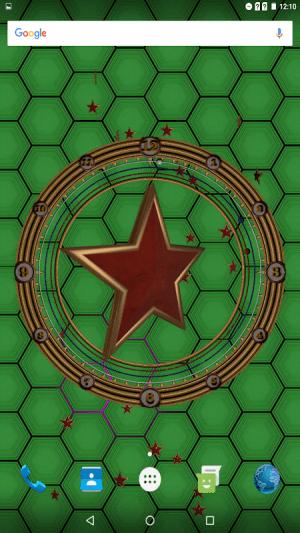 Star Clock Live Wallpaper Pro 1.1 Screen 19