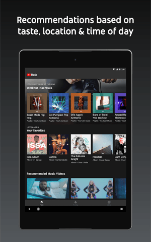 YouTube Music - stream music and play videos 3.23.52 Screen 5