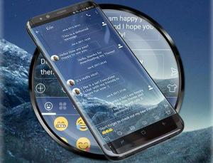 SMS Messages Theme for Galaxy S9 1.0 Screen 5